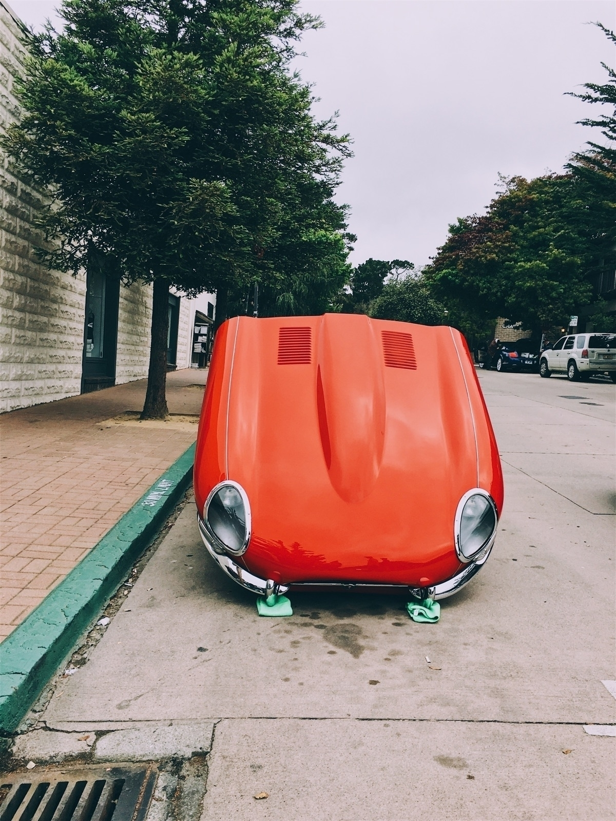 park Jaguar - jaguar, carmel, california - tramod | ello