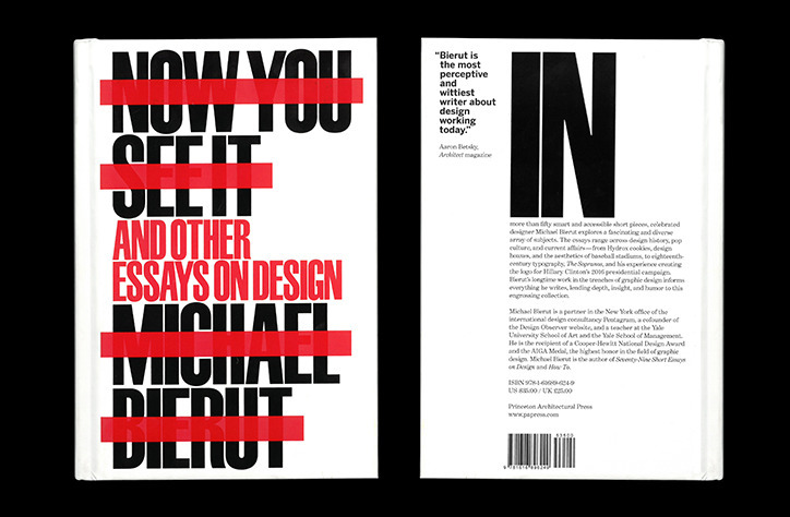 Michael Bierut: 13 ways typefac - graphicdesign | ello