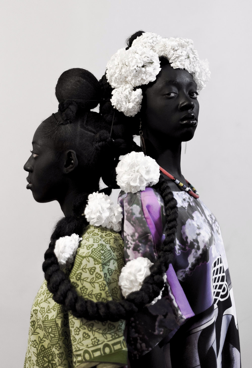 Shawn Theodore Africaine nº2 - blackartmatters | ello