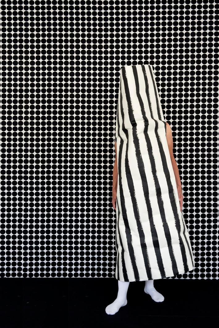 Dots stripes, 2017 photoprint G - gudakoster   ello
