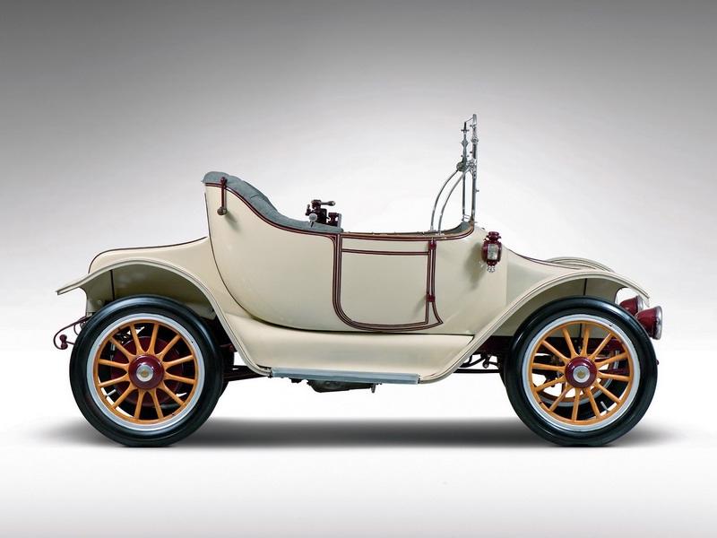 1914 Detroit electric Model 46  - arthurboehm   ello