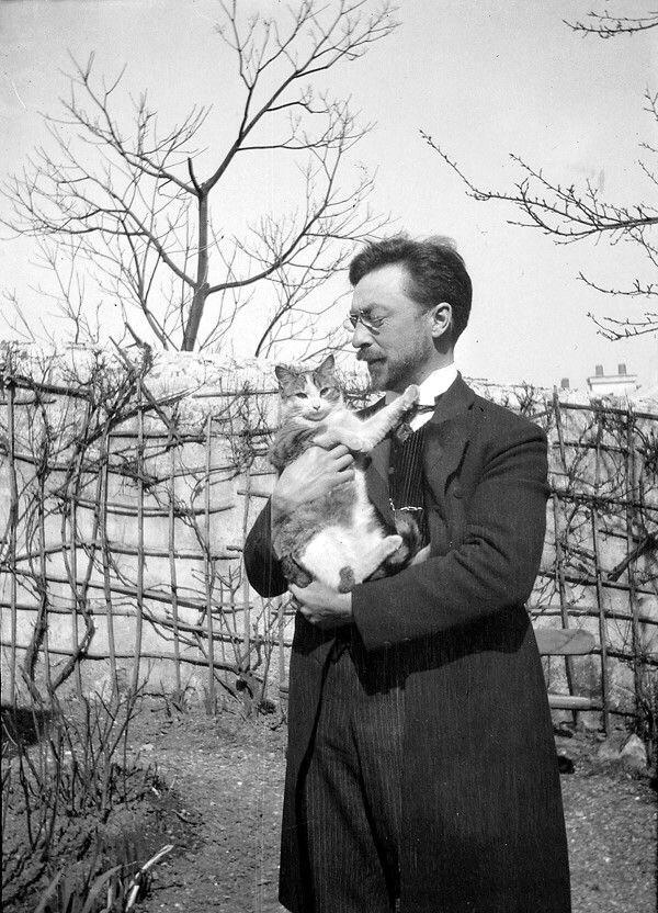 Wassily Vaska - Kandinsky, cat - bauhaus-movement | ello