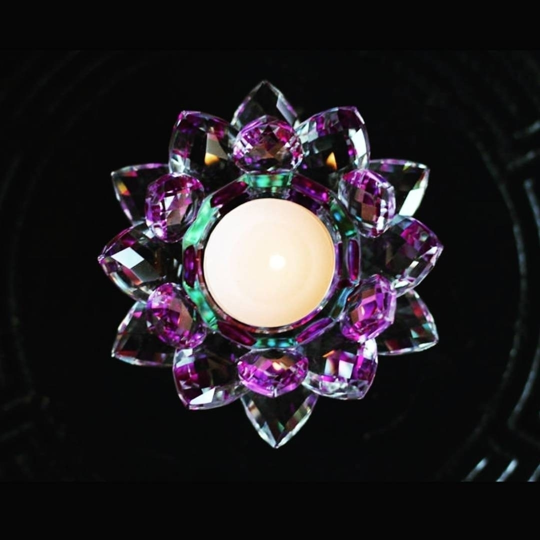 kinds crystal Lotus Prism Beaut - grayvervain | ello