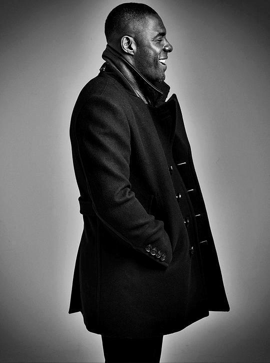 Ravageurs laugh. | Idris Elba G - lesravageurs | ello