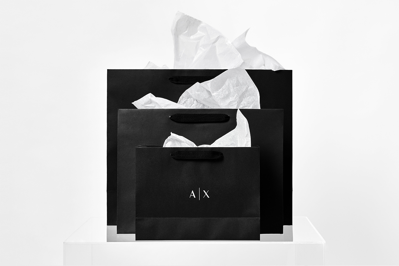 Visual identity Armani Exchange - northeastco | ello