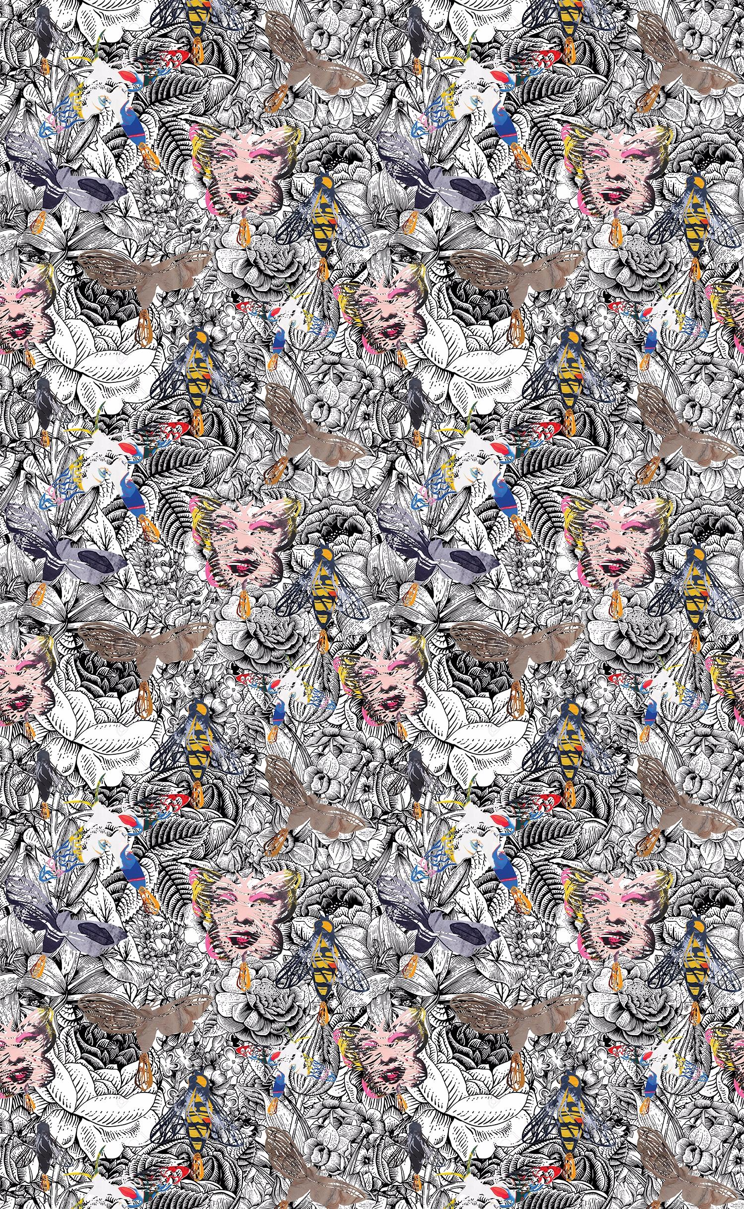 Wallpaper concept - wallpaper, art - marcogallotta | ello
