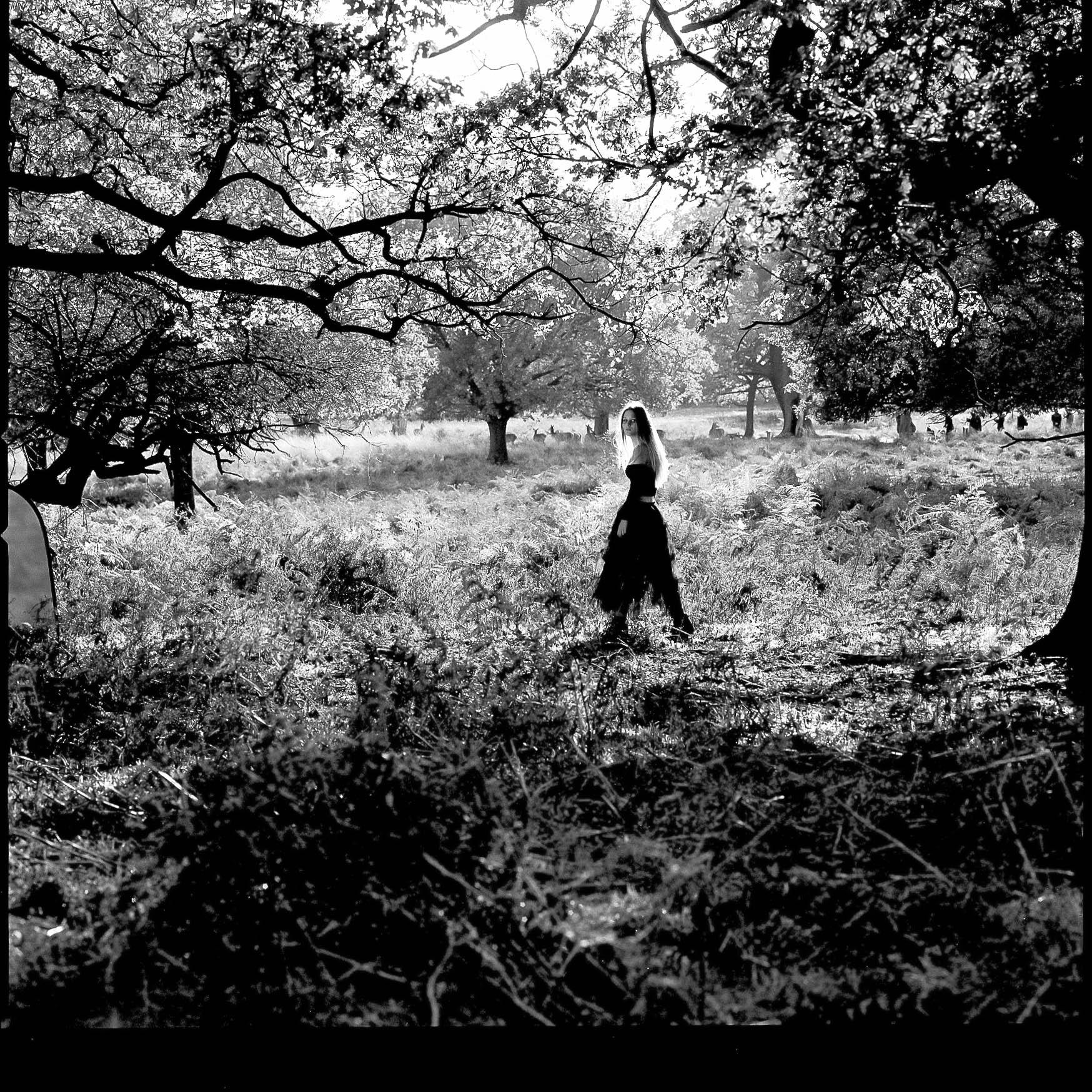 Marie, Richmond Park, November  - emiliajoyephotography | ello