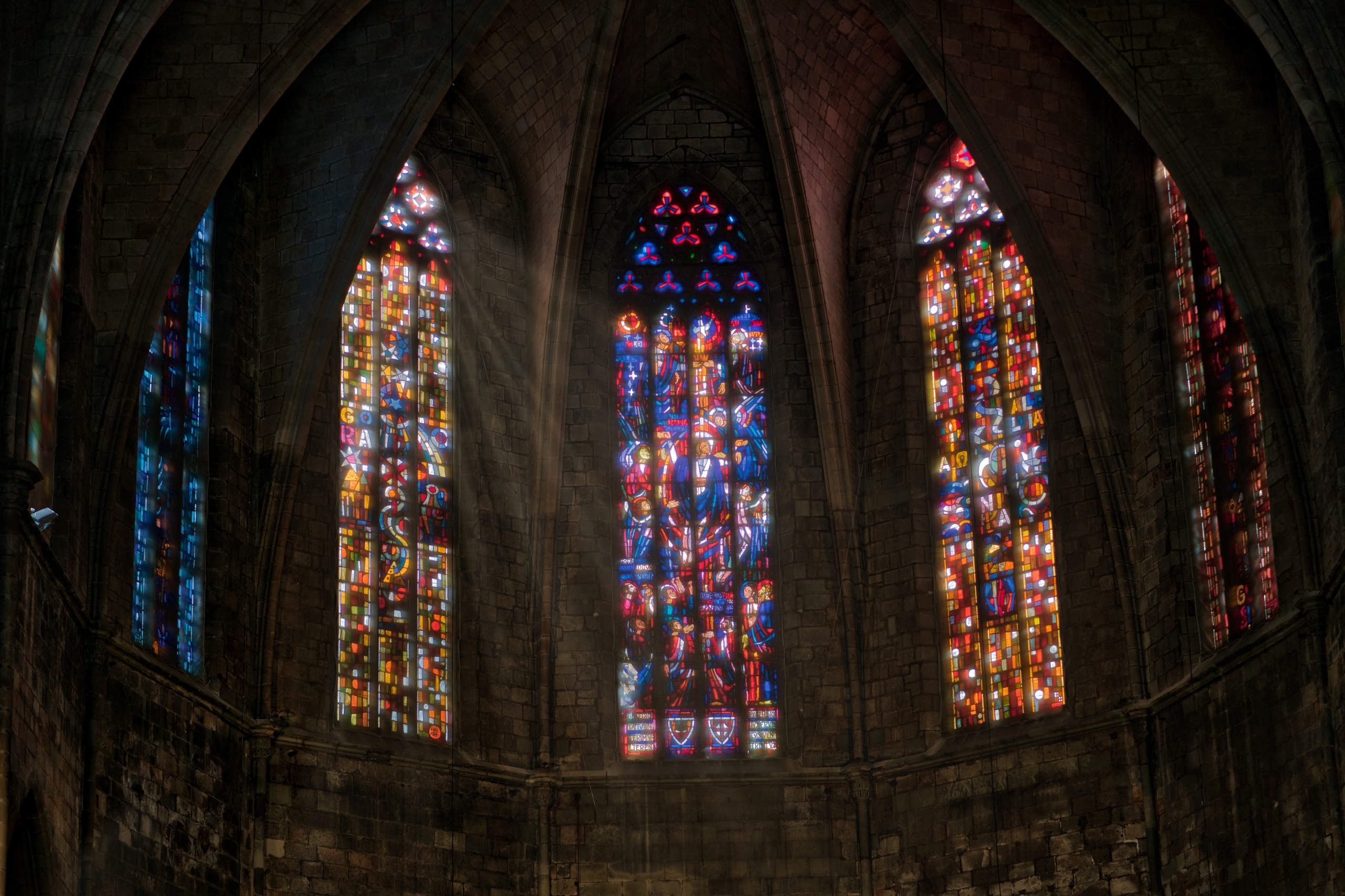 churches Barcelona Starbucks - cathedral - rickschwartz | ello
