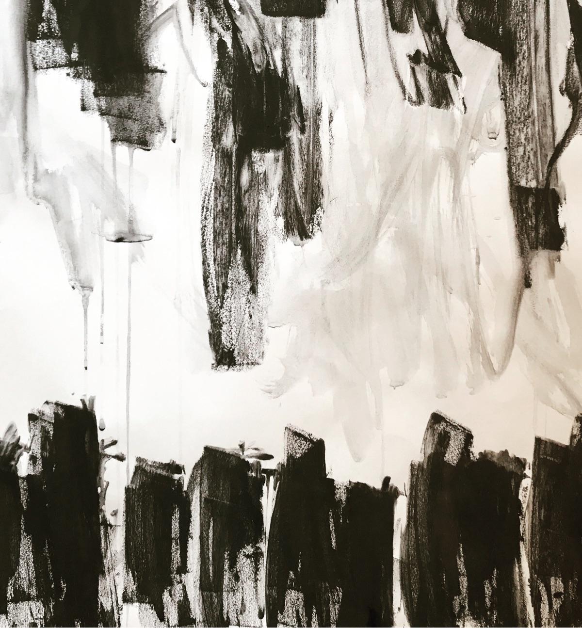 enjoying graphite dipped water - mkgv | ello