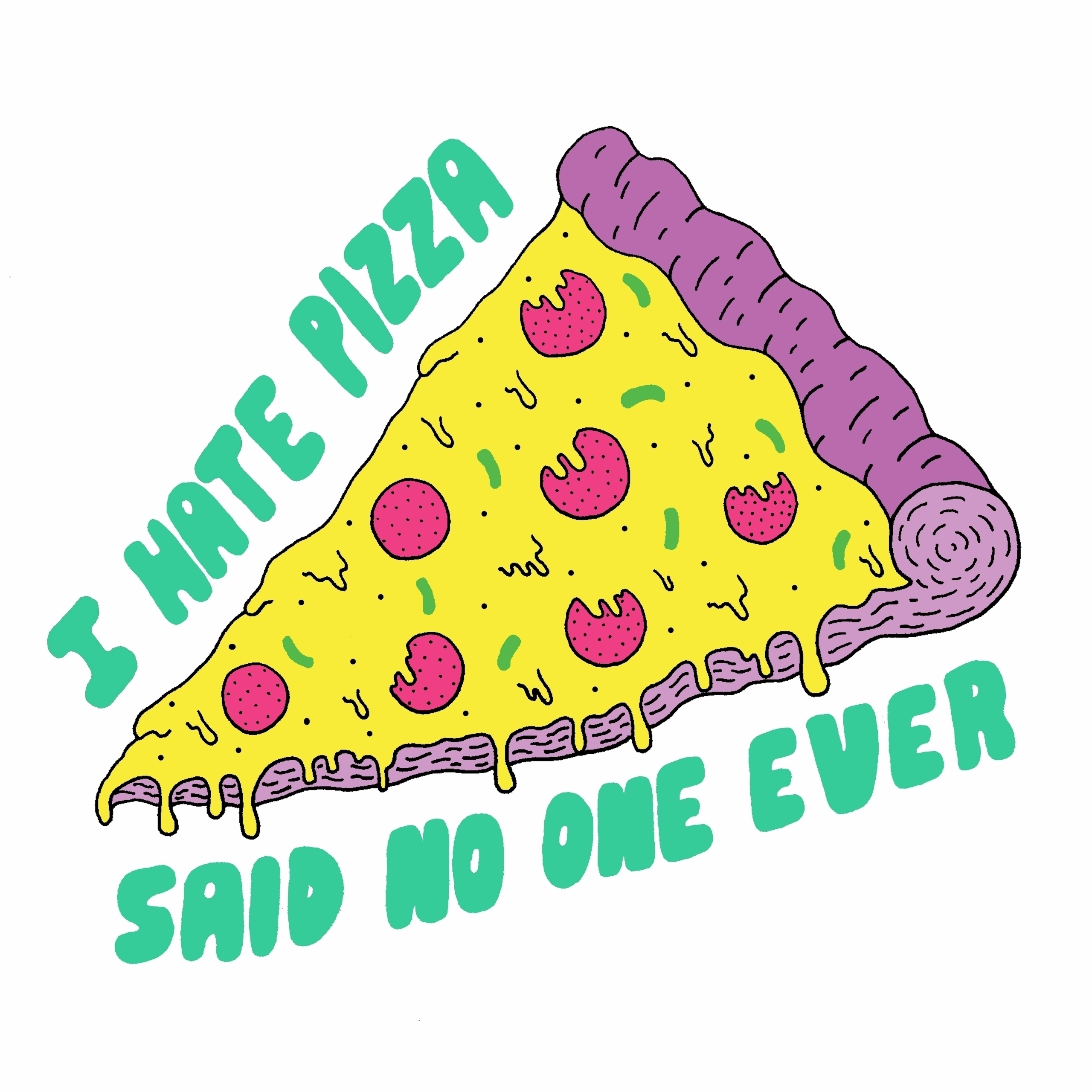 Hate Pizza, 20% sitewide extend - saif-9654 | ello