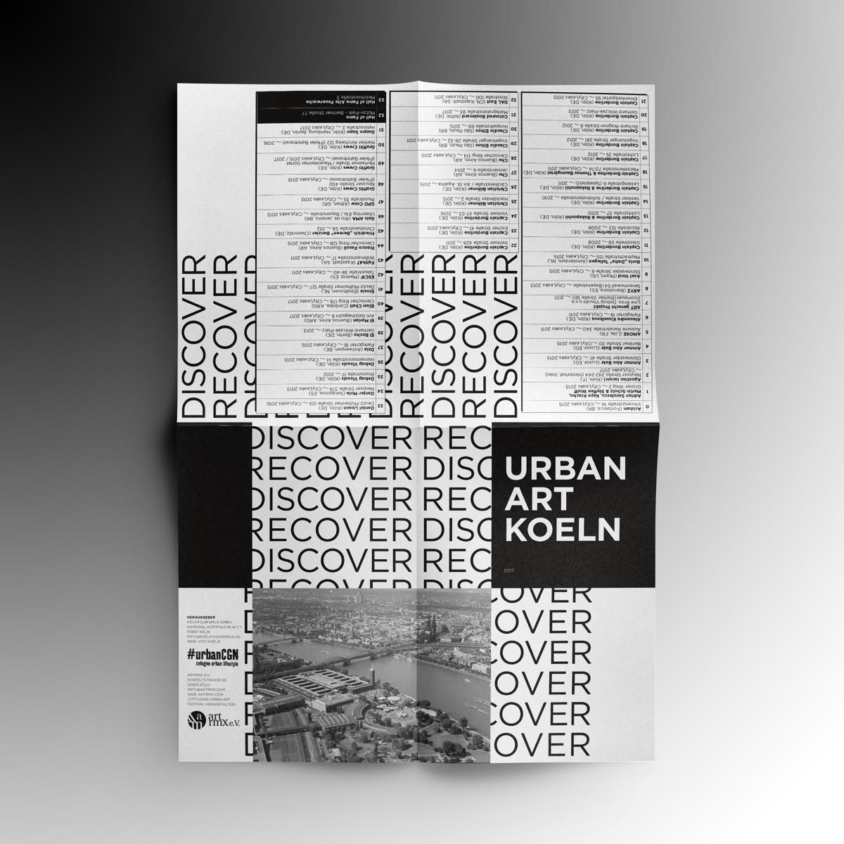 recover discover — urban art ko - pomesone | ello