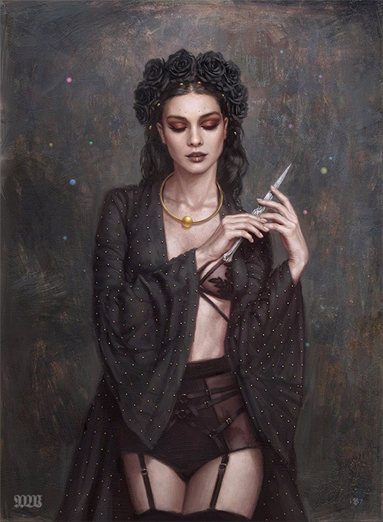 'Facade' Tom Bagshaw, part 7th  - geekynerfherder | ello