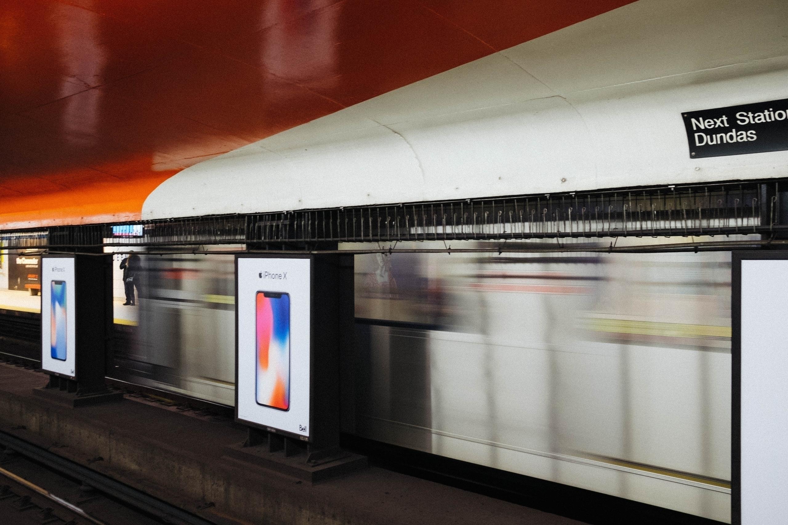 Toronto subway - photography, street - nujnah | ello