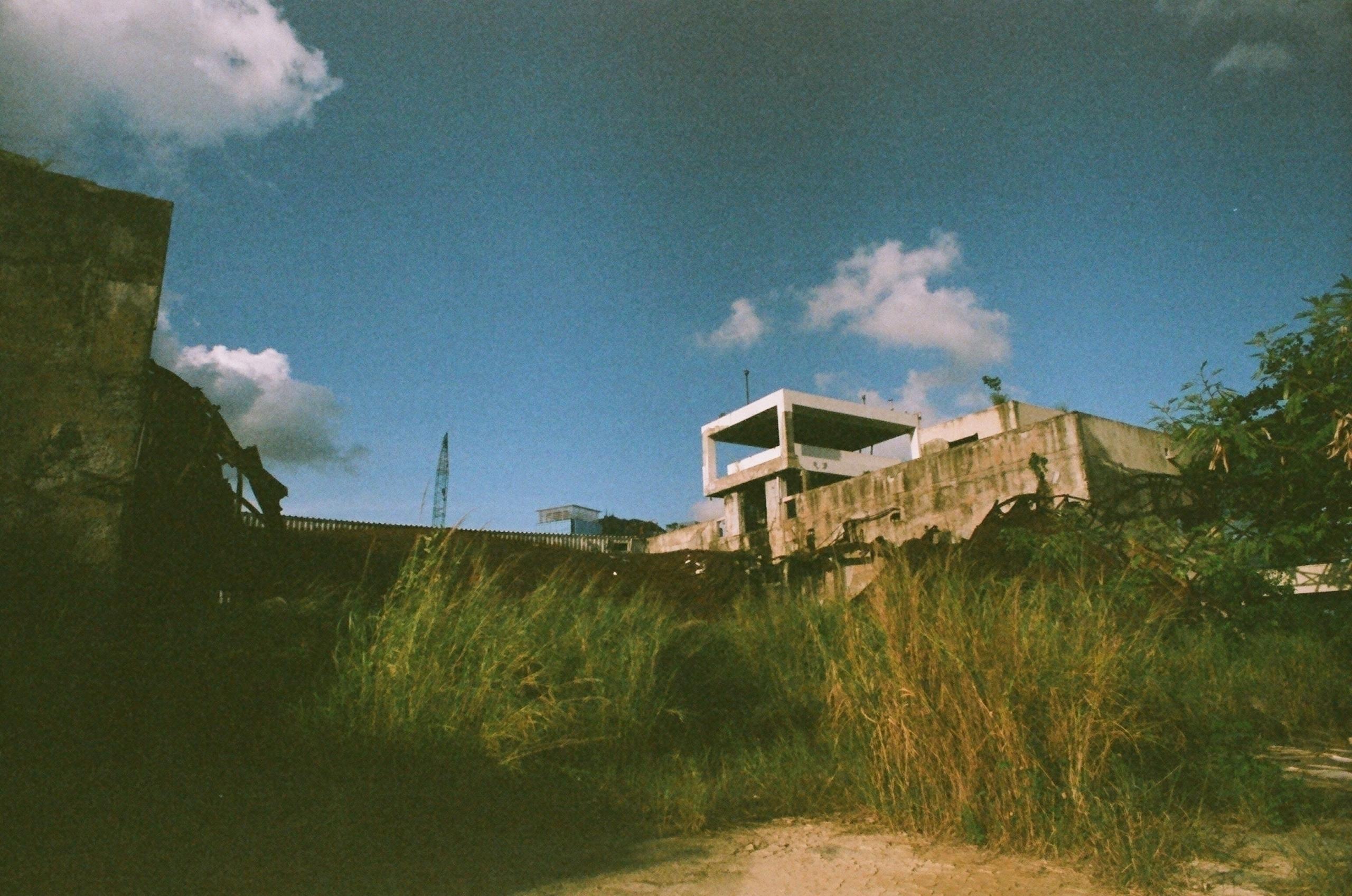 Abandoned fire station Hong Kon - ruinsstop220215 | ello