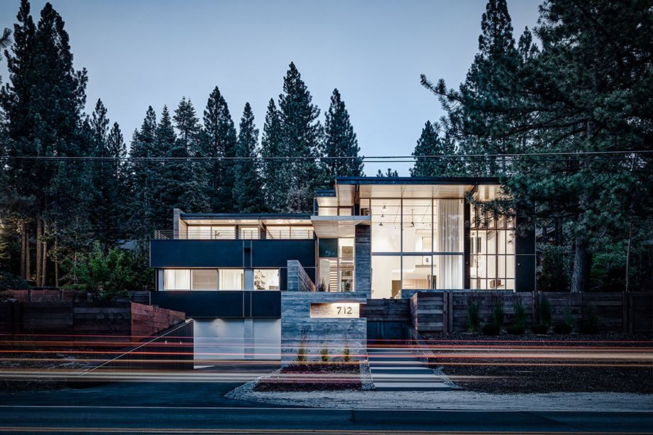 Modern Tahoe retreat frames stu - red_wolf   ello