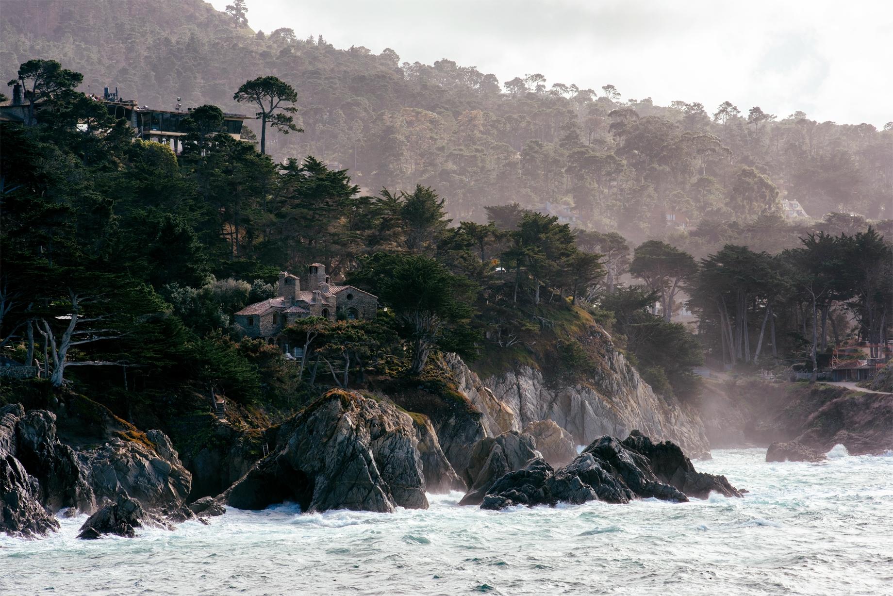 Carmel Highlands Point Lobos CA - neonicecream | ello