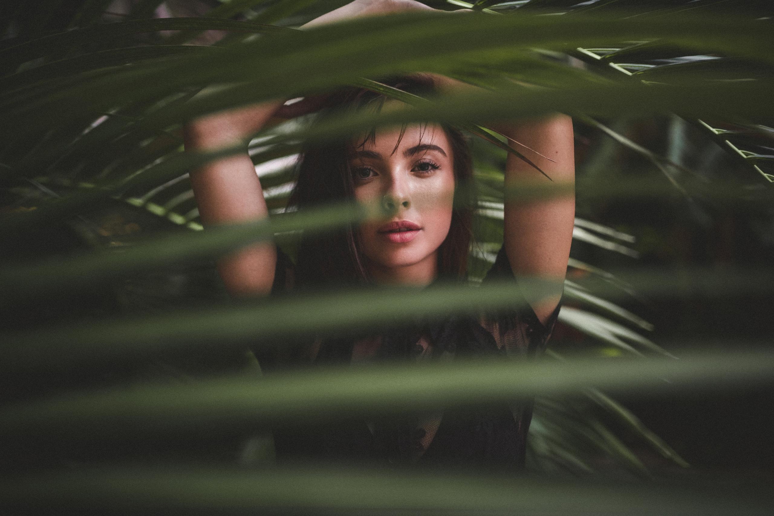Jungle - photography, portrait - jsnliu   ello