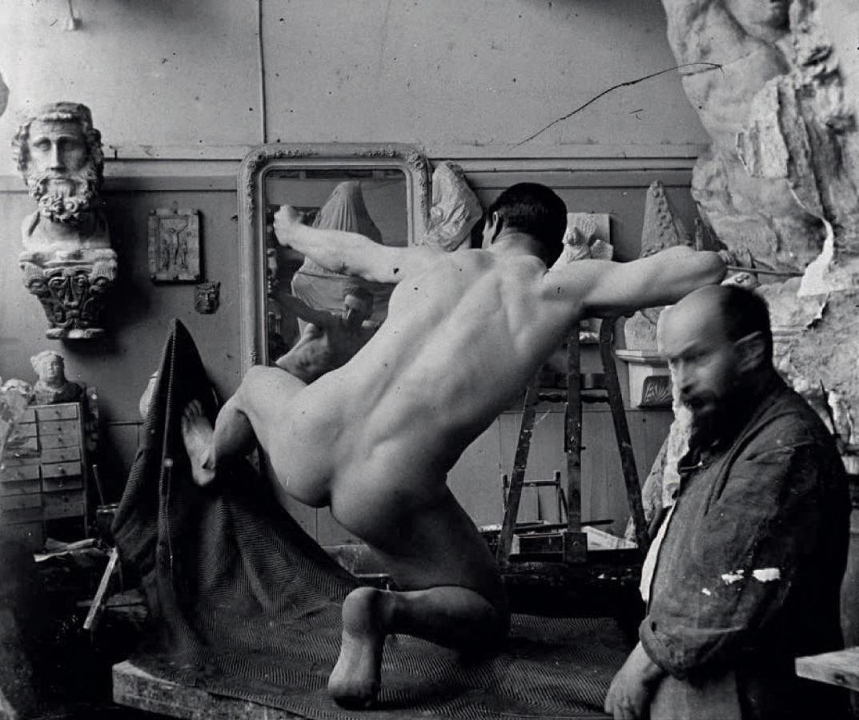 Emile-Antoine Bourdelle studio  - arthurboehm | ello