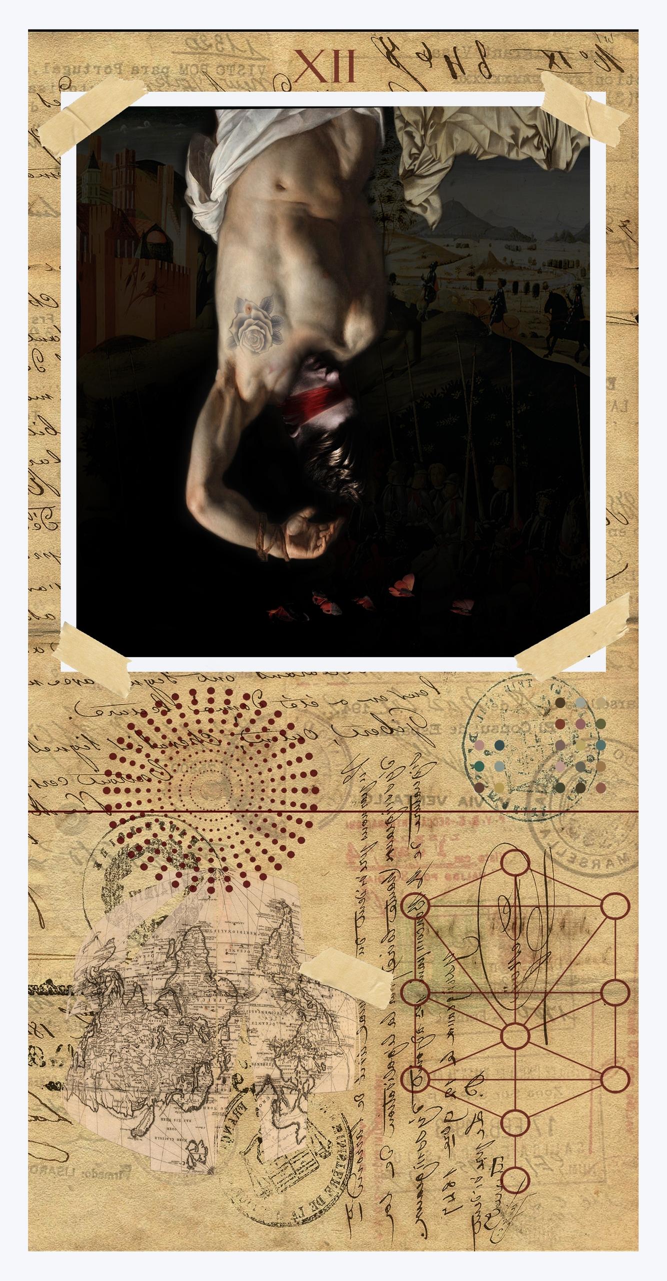 Hanged Man - heretical world vi - astroturf | ello