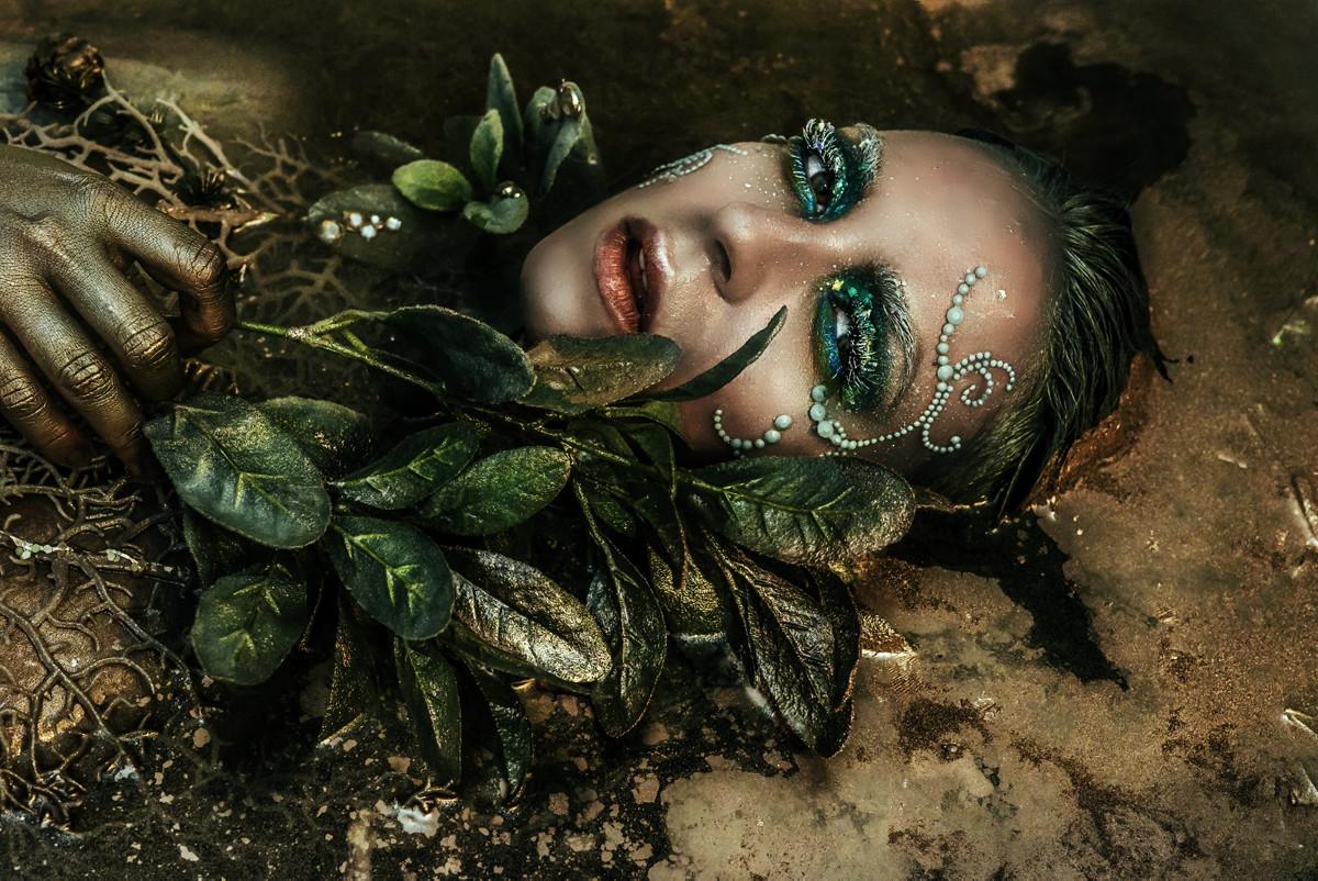 """Caspian"" — Photographer: Melis - darkbeautymag | ello"