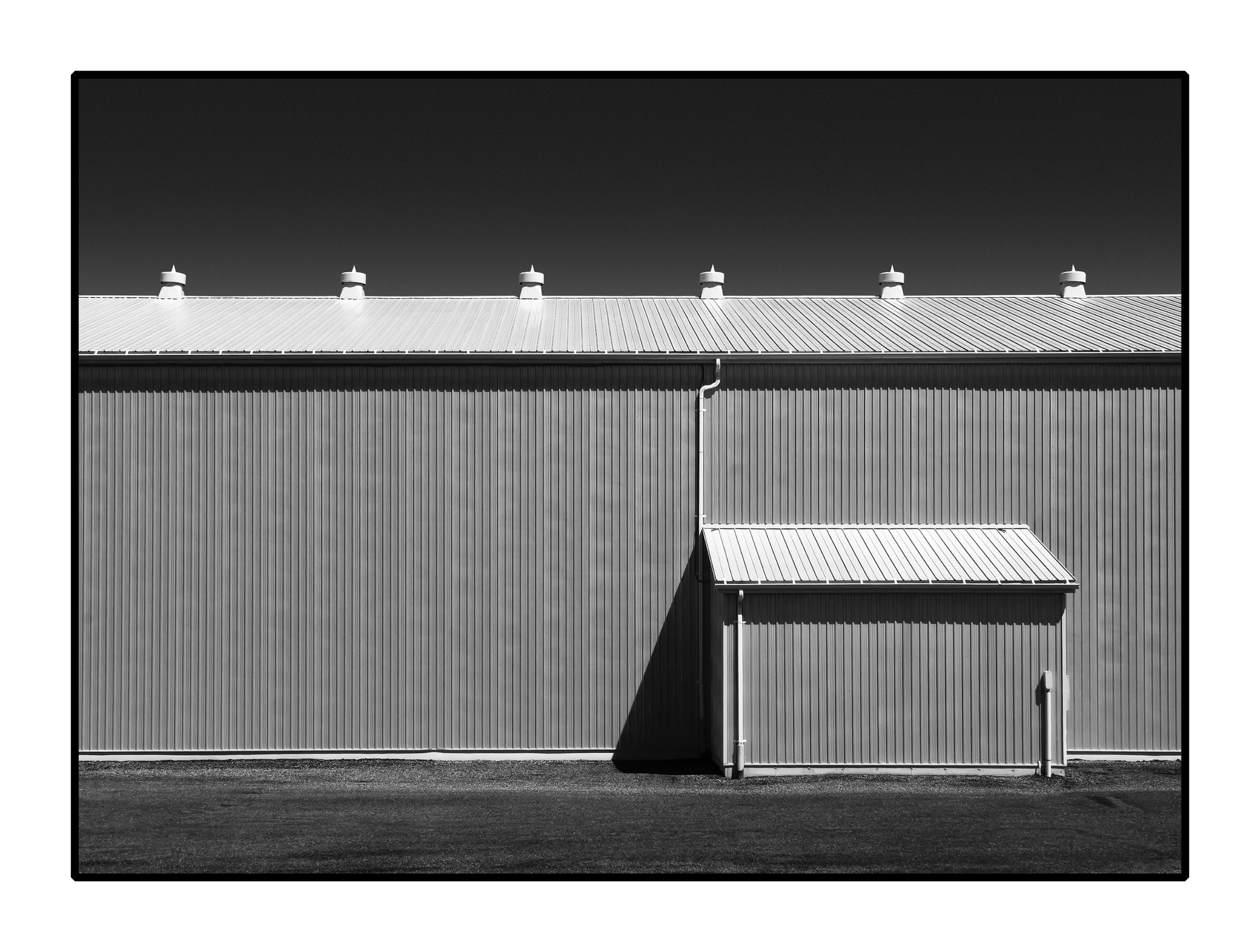Holland Marsh Storage Shed 60 y - patrickchuprina | ello