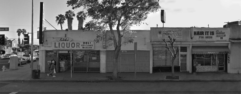 West Jefferson Blvd., Los Angel - dispel | ello