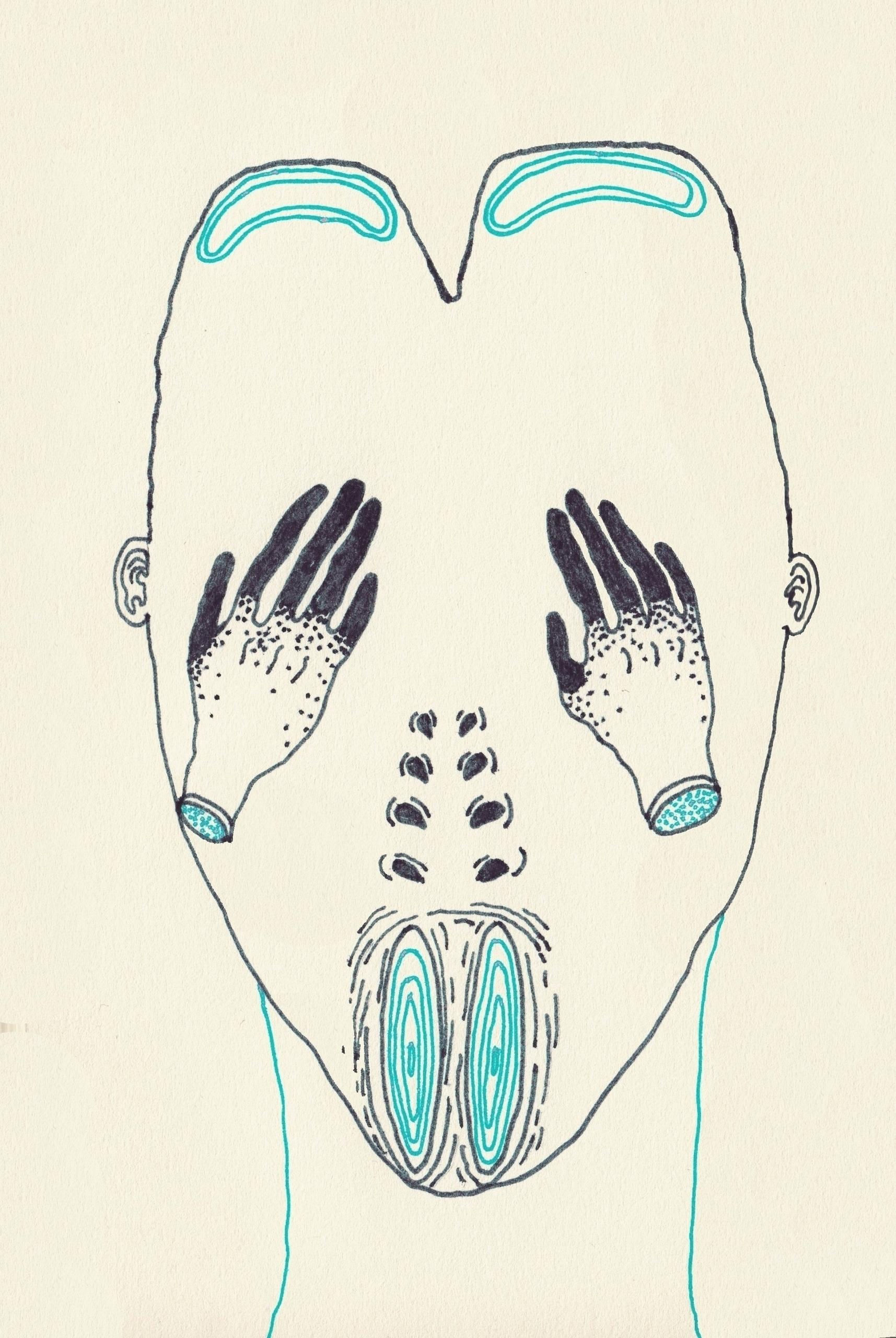 ''Cover'' 2016 - elloillustration - amuto | ello