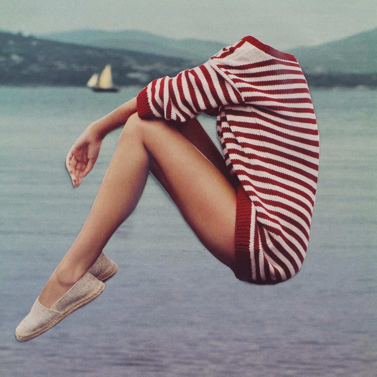 Warm Sweater Harbor. Collage pa - keysgoclick   ello