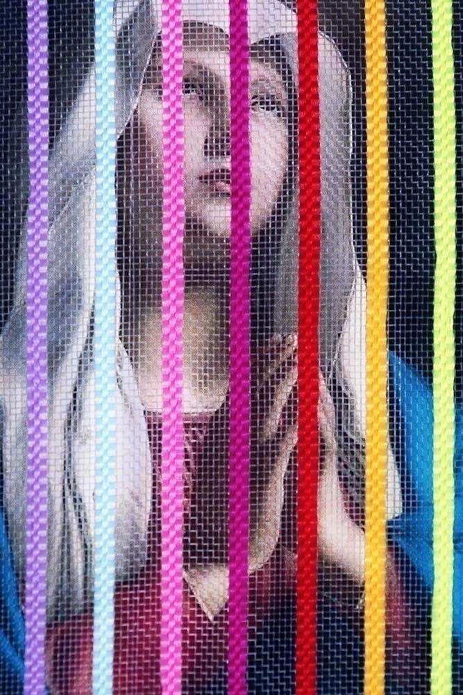 Praying bars - stripes, colorfull - zeren | ello