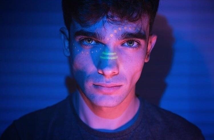 photo, blue, pic, lightroom, ello - jxndiaz | ello
