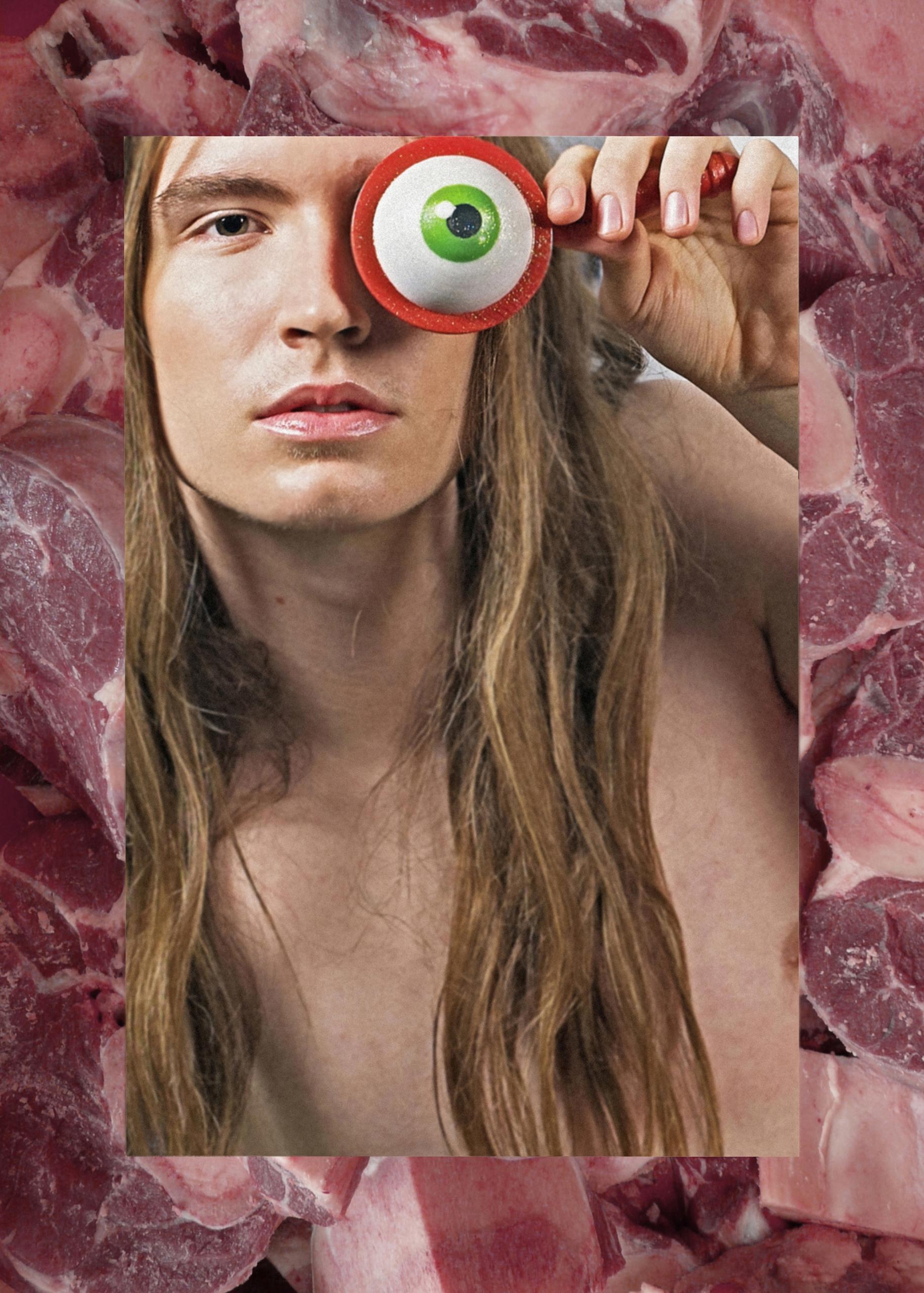 Eye Contact (2018 - fashion, art - robelford | ello