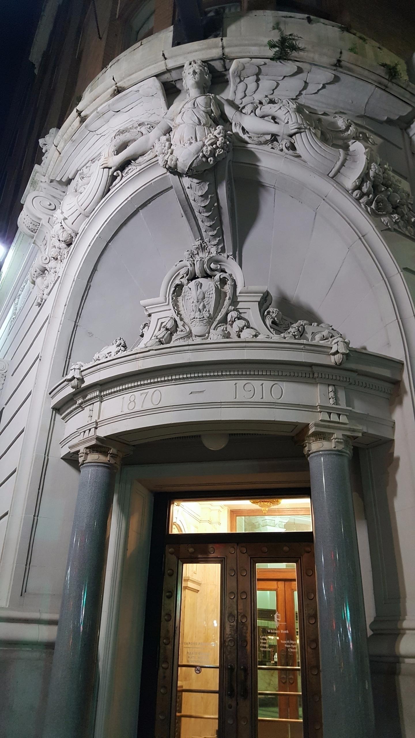 Beaux-Arts architecture 'Whitne - koutayba   ello