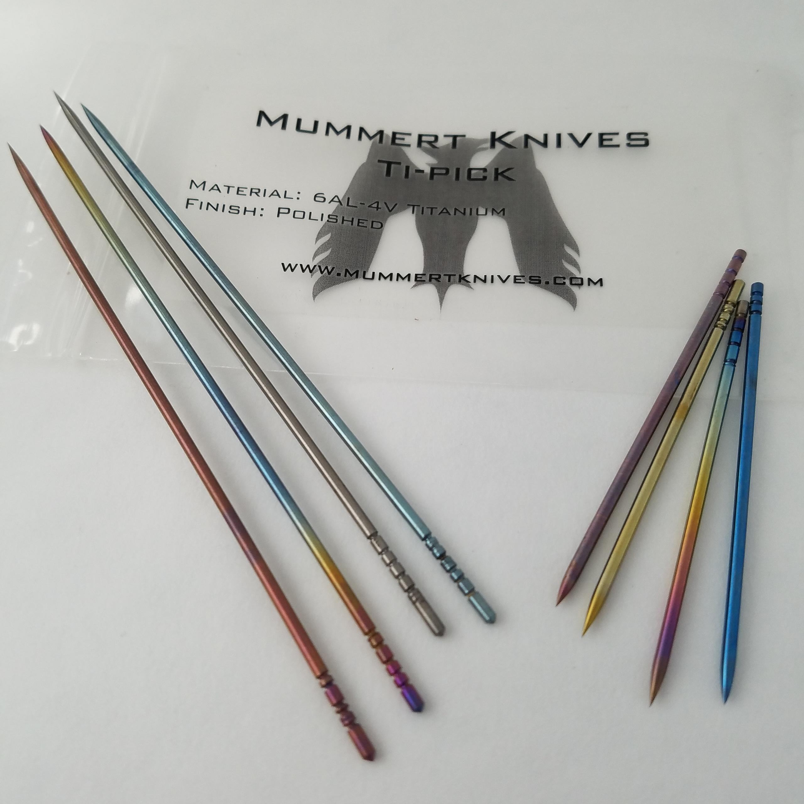 420EDC, MailCall, mummertknives - 420edc   ello