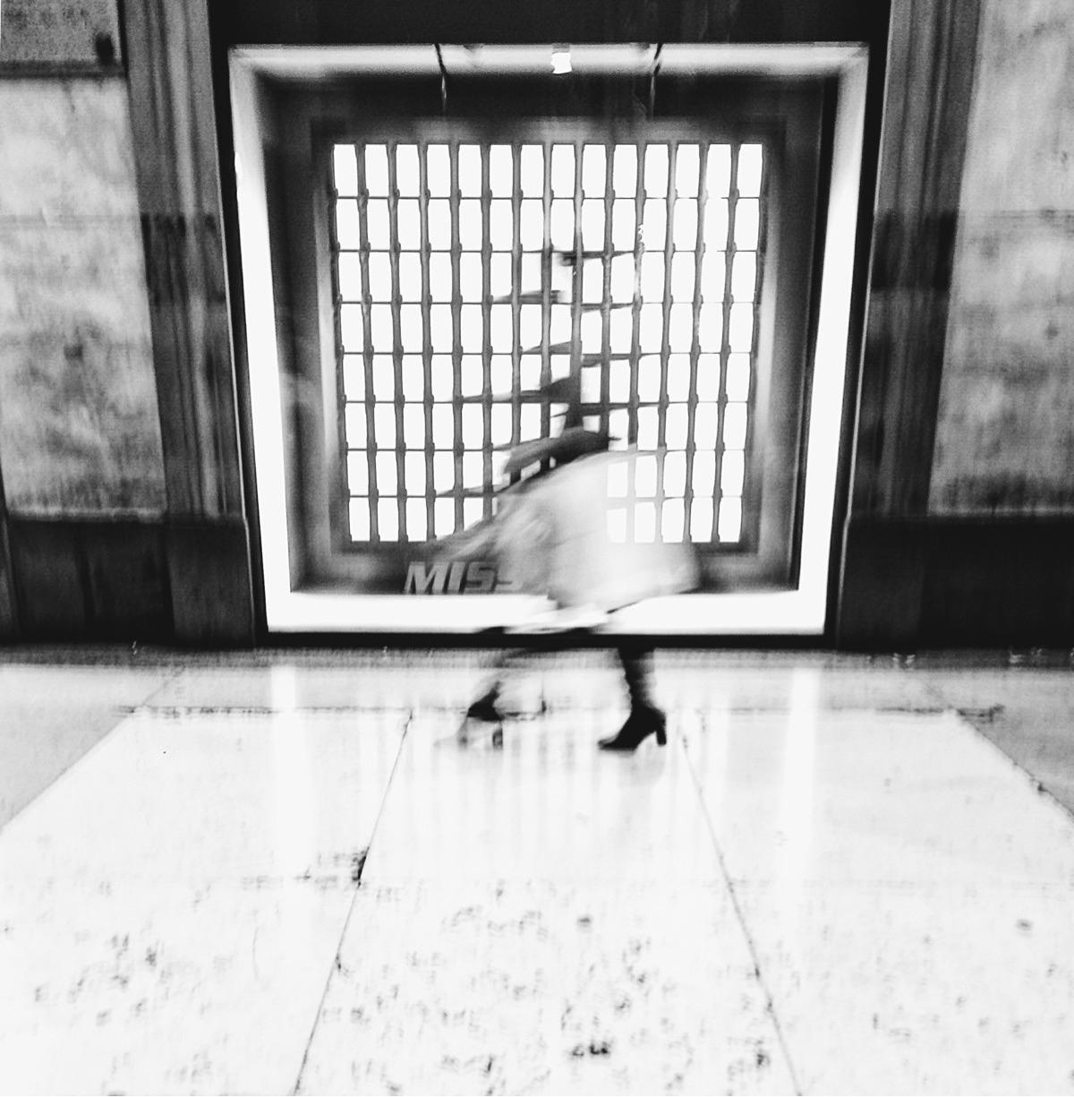 Dissolved girl Milano 2018 Andr - andreacomino | ello