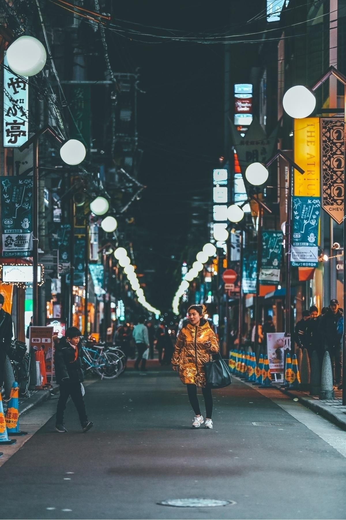Konichiwa - streetphotography, street - sennysennny | ello