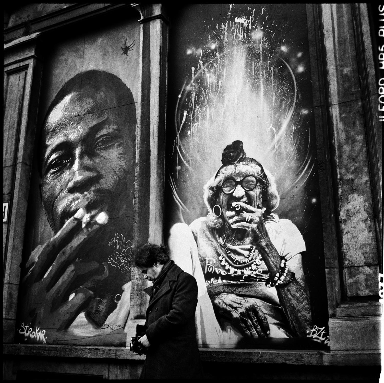 Hervé Baudat  - photography, blackandwhite - lorseau | ello