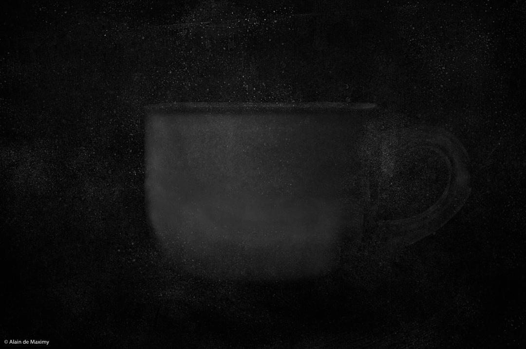 Dark Cup - cup, dark, tea, drink - maximy | ello