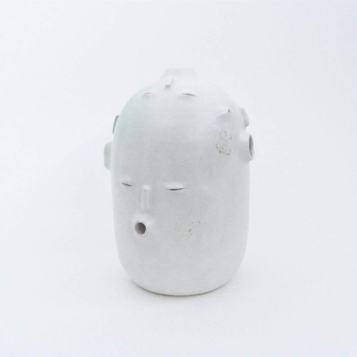 Face Vase 01 - ceramics - gellyvieve | ello