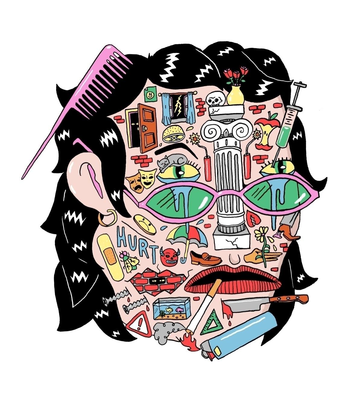 jacksongibbs, illustrator, artist - jacksongibbs | ello
