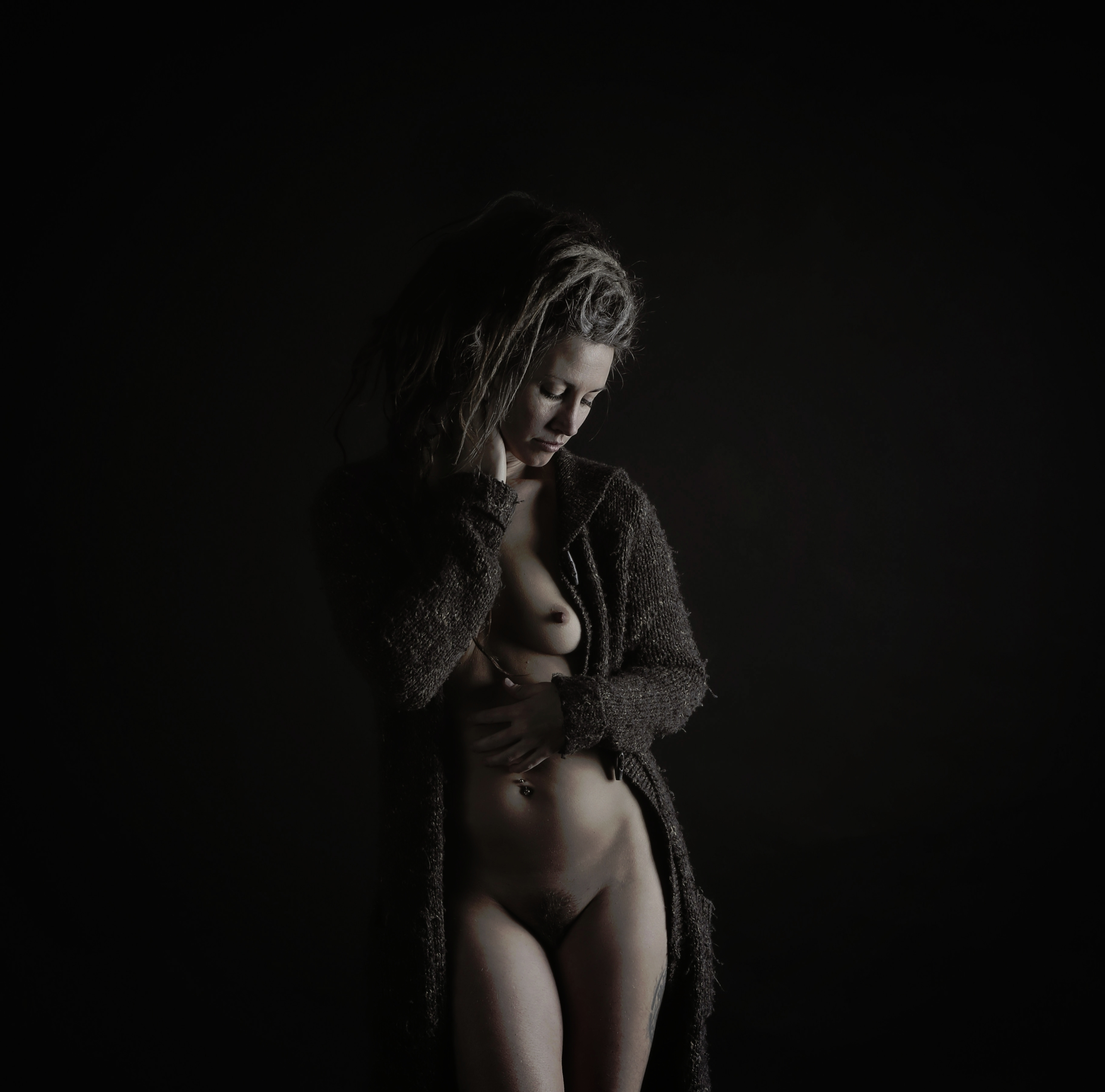 Model: Carey - DarkBeauty, DarkBeautyMag - stevelease | ello