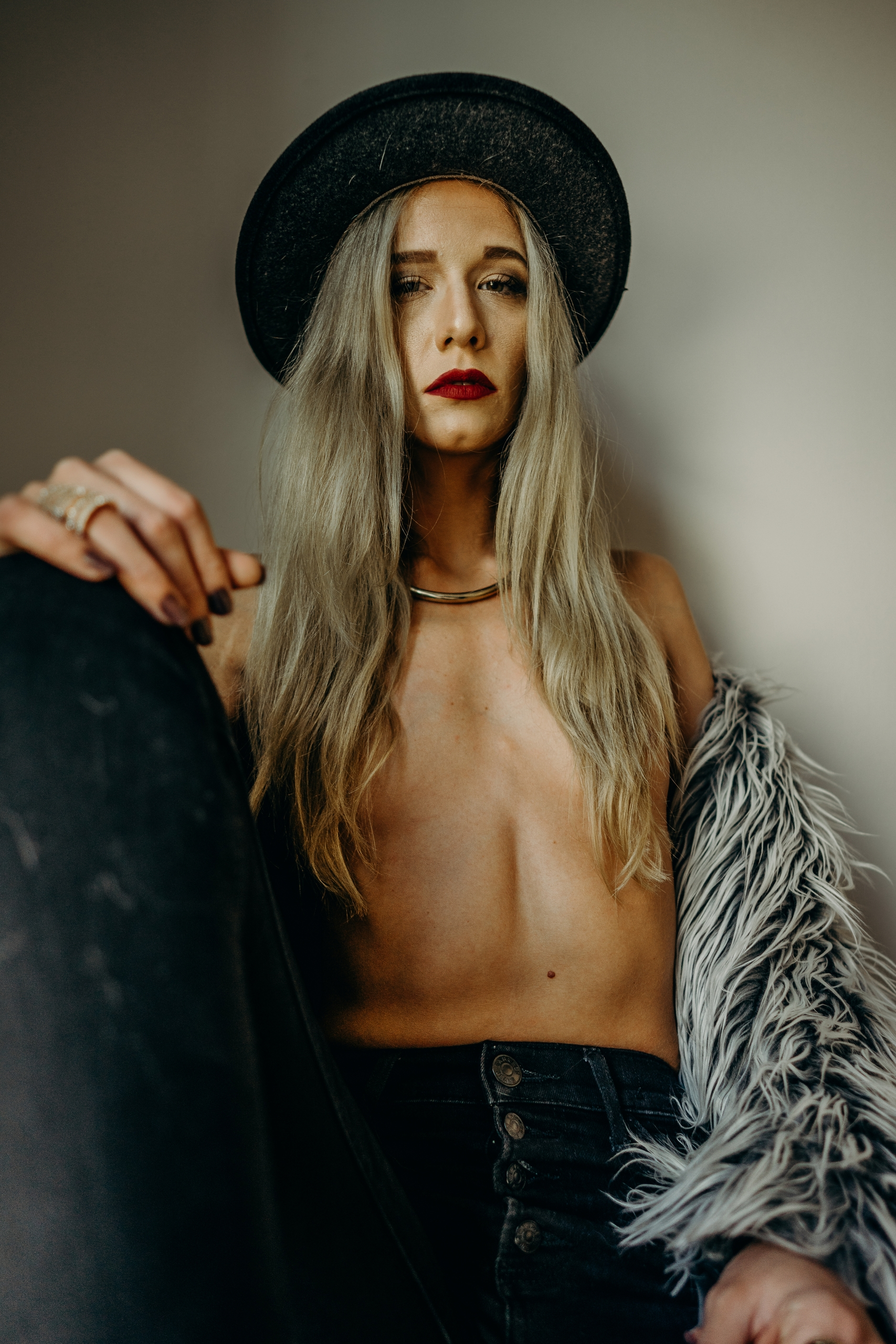 Model - ellophotography, elloportrait - lykkevisuals | ello
