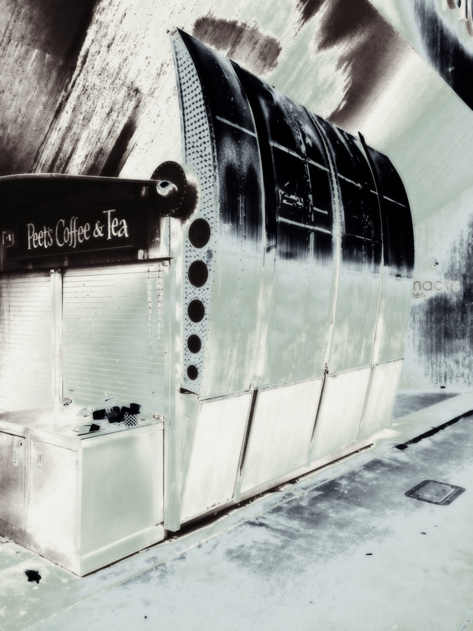 urban deconstruction city tonal - voiceofsf | ello