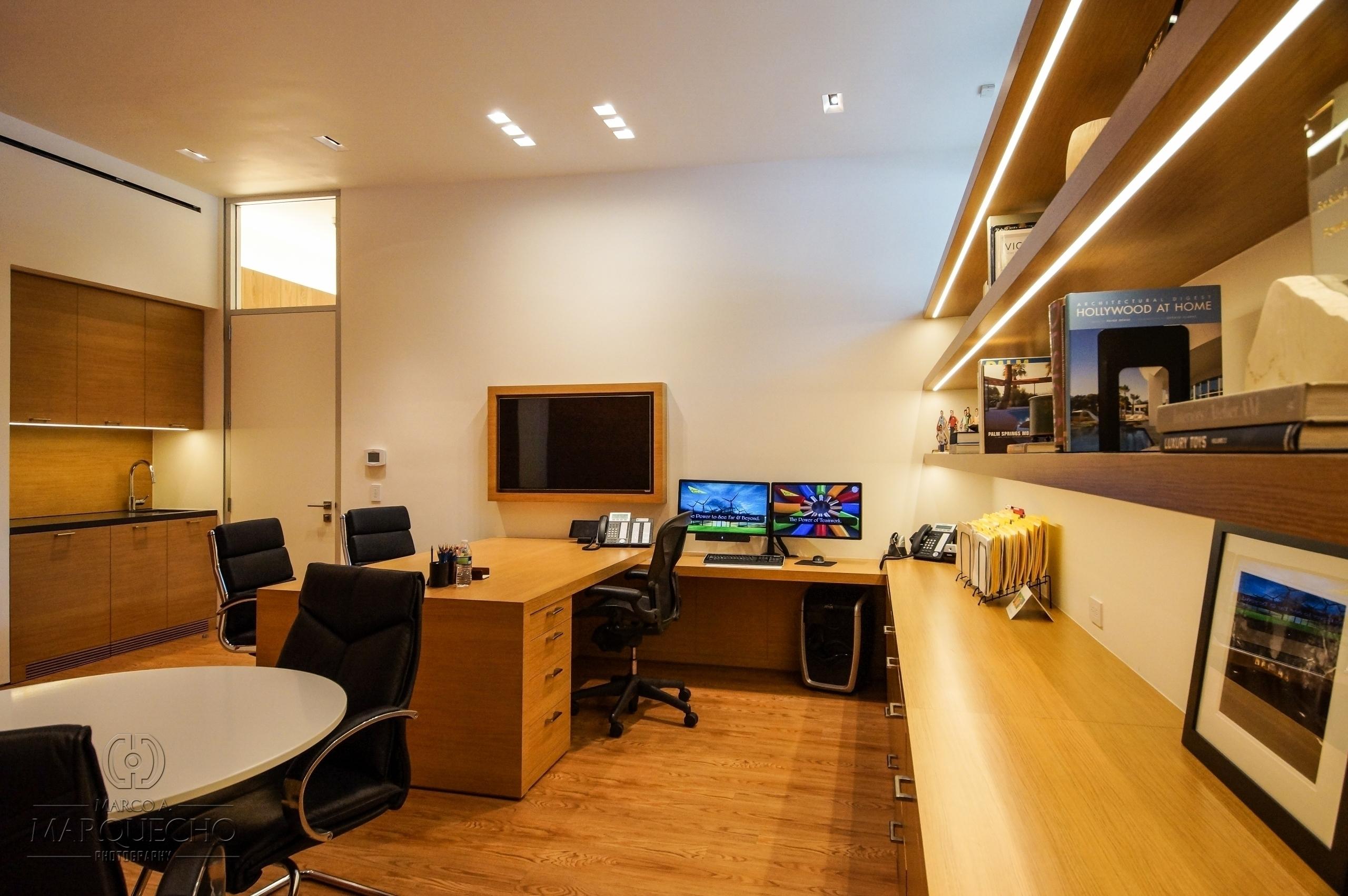 Modern Interior Design Office  - marquecho | ello