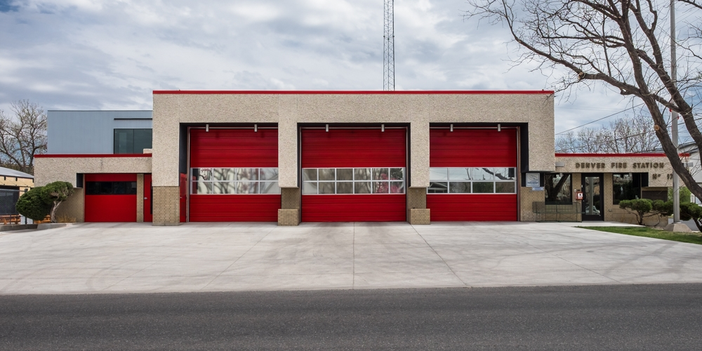 Denver Fire Station 17 Berkeley - cnhphoto | ello