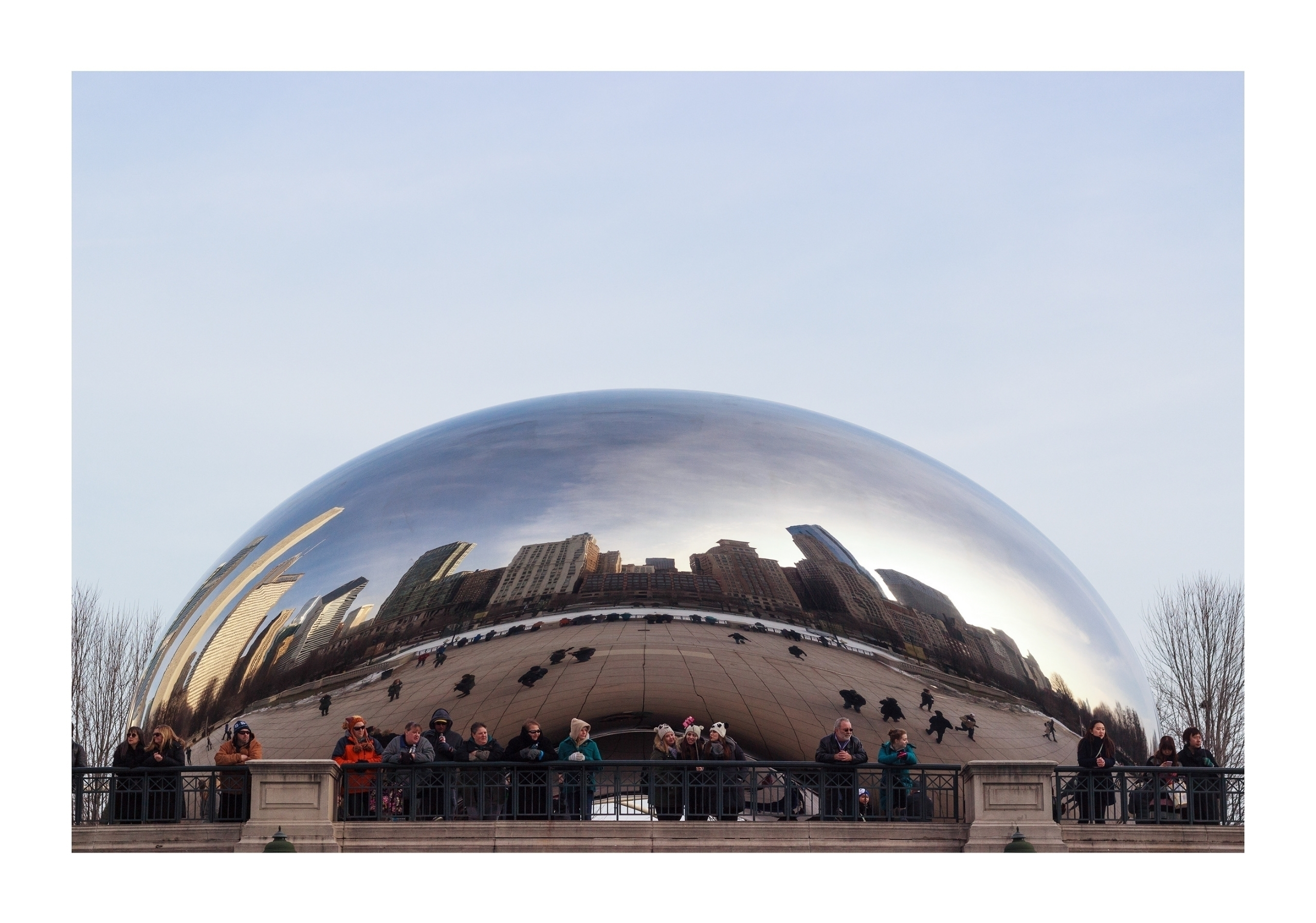 Bean / Cloud Gate Chicago, IL B - israsoto92 | ello