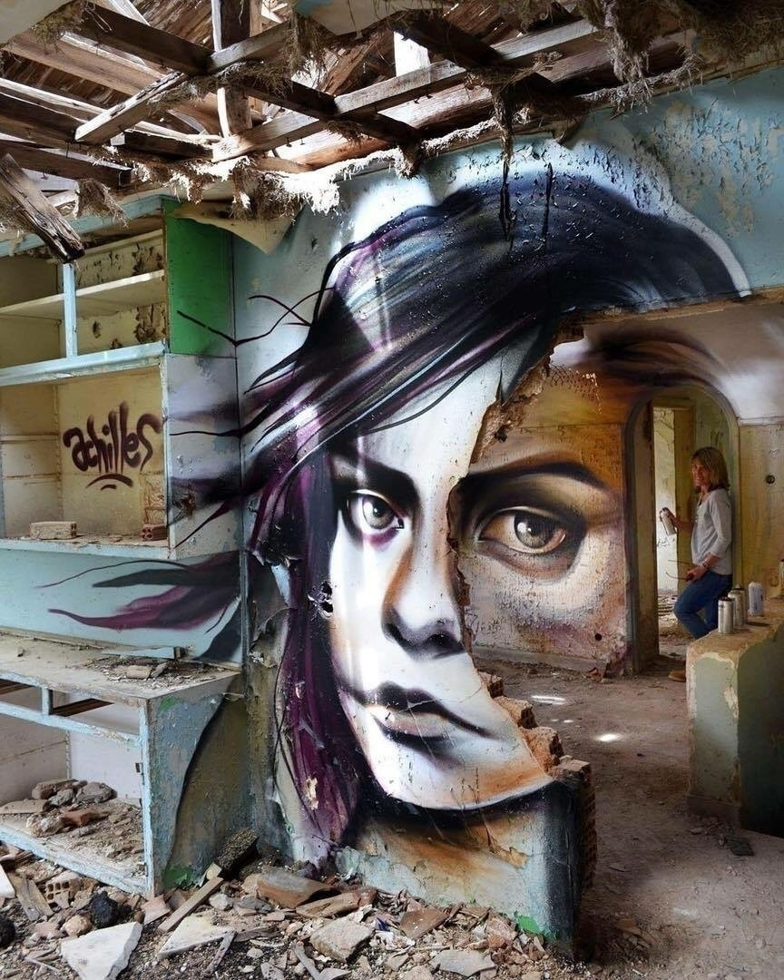 Artist - streetartunitedstates | ello