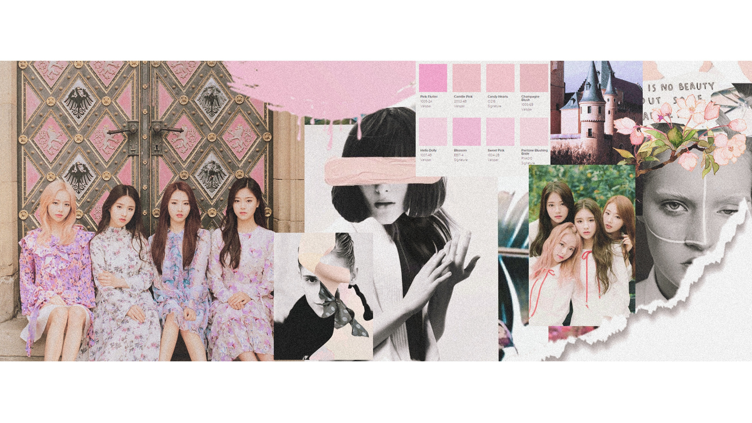 ello packs LOOΠΔ 1/3 repost - collage - ellopacks | ello