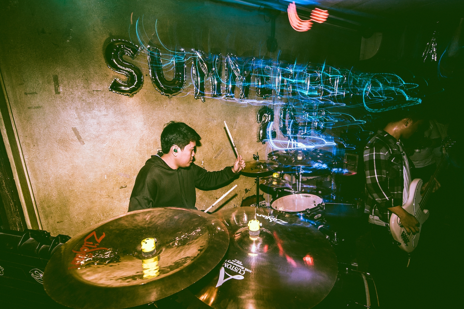 Chicosci Summer Party: Snakefig - caloyencluna | ello