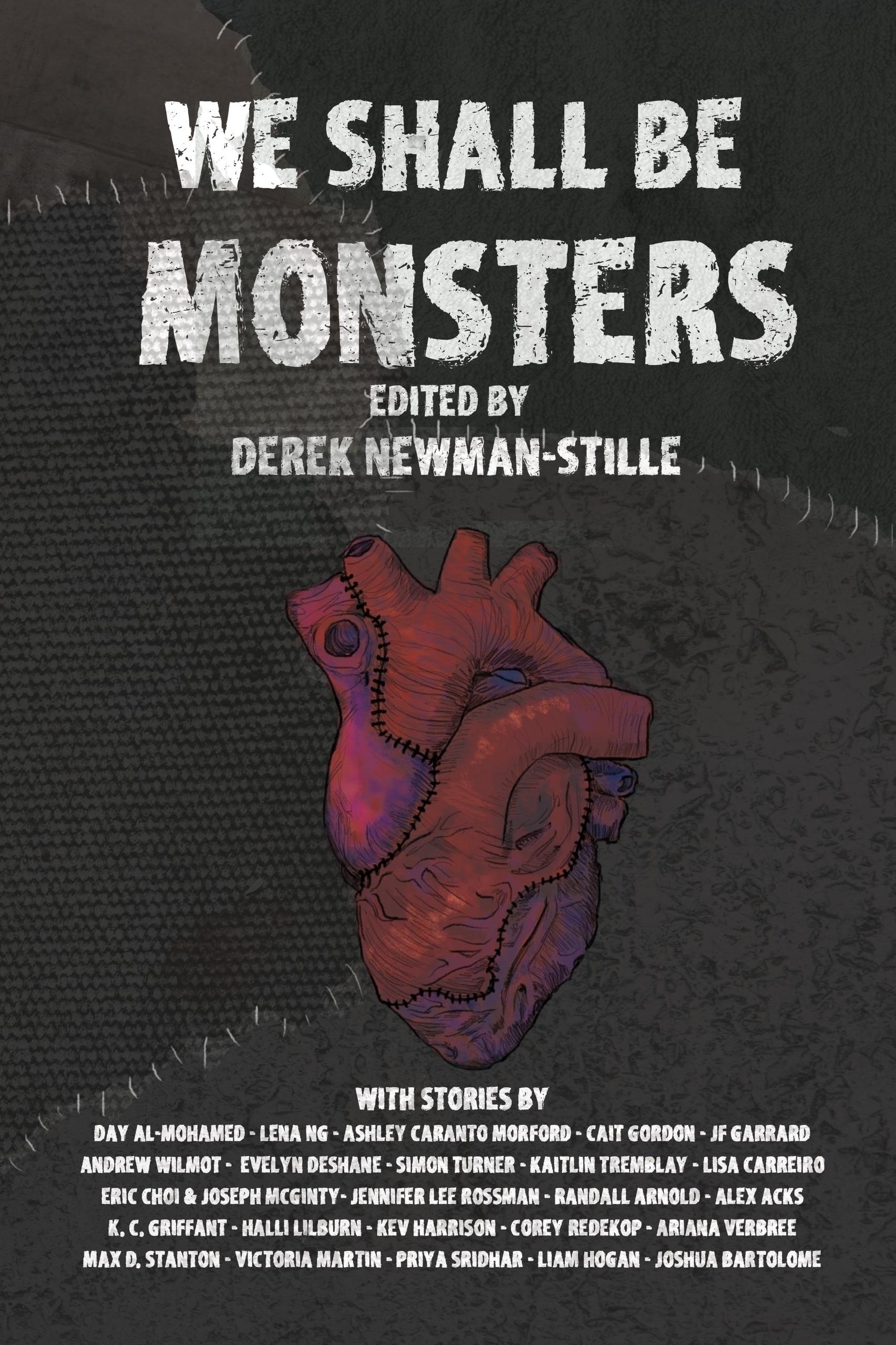 supporting kickstarter Monsters - styxbones   ello