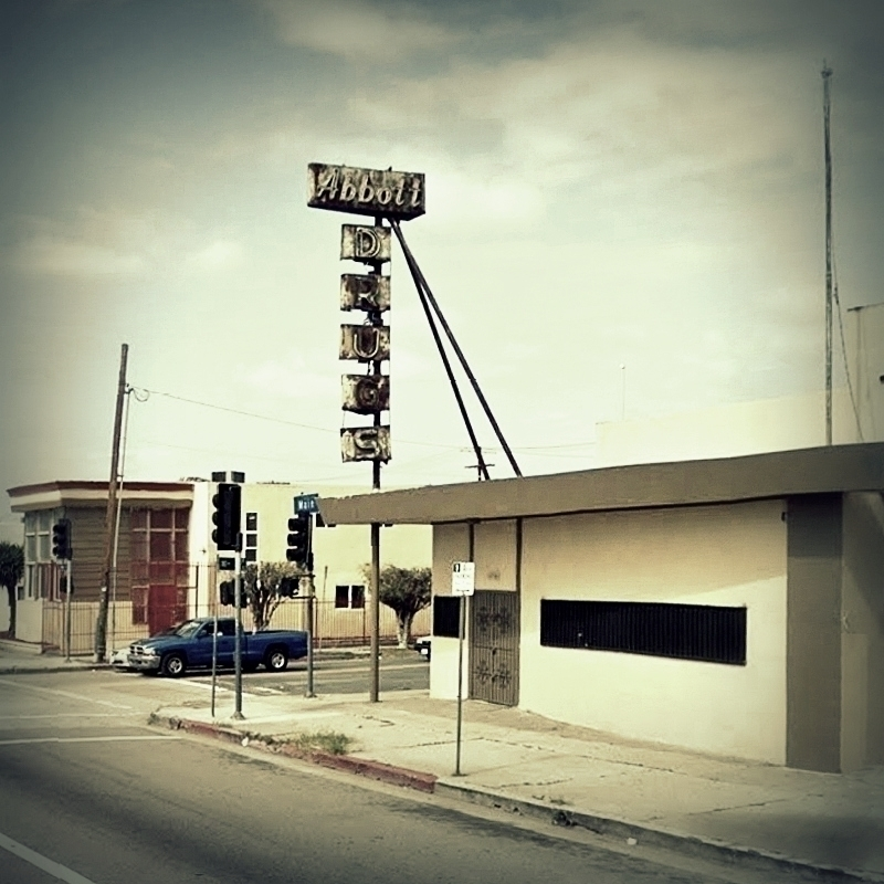 Abbott Drugs, Los Angeles, Cali - dispel | ello